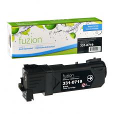Compatible Dell 331-0719 Toner Noir Fuzion (HD)