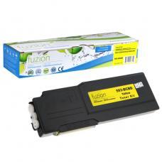 Compatible Dell 593-BCBD Toner Jaune Fuzion (HD)