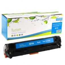 Recyclée HP CE321A (128A) Toner Cyan Fuzion (HD)