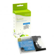 Compatible Brother LC75 XL Cyan Fuzion  (HD)