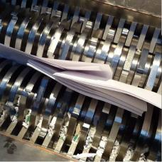 Déchiquetage de documents personnels